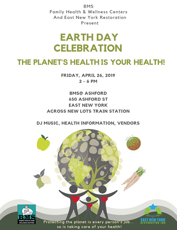 Celebrate Earth Day 2019 in East New York