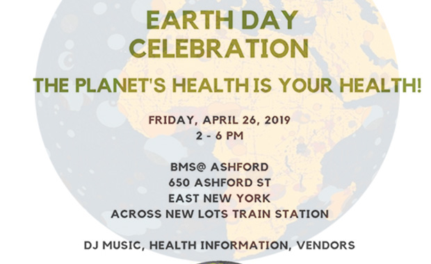 BMS and ENYR Celebrate Earth Day 2019