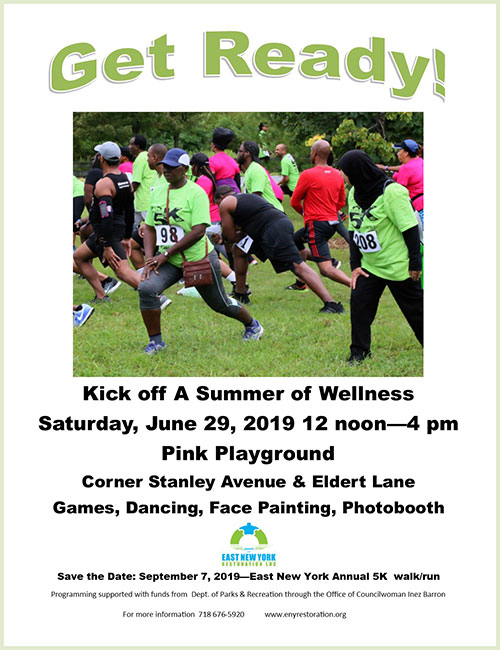 Summer of Wellness Kick Off Event