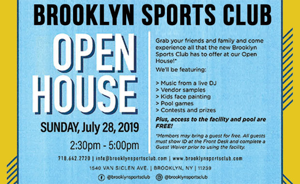 Brooklyn Sports Club Open House