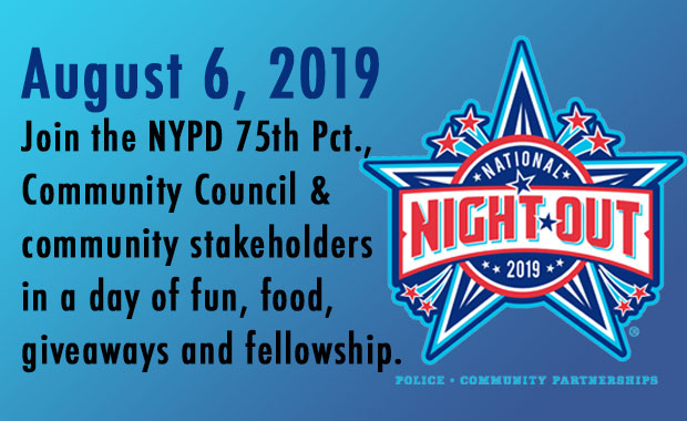 National Night Out 2019 - East New York