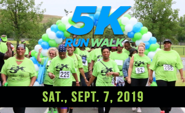 ENY Restoration LDC Annual 5K Walk/Run 2019