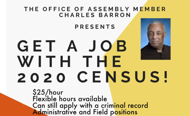 Census Jobs Fair