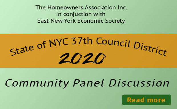 2020 State of the NYC 37th Council District