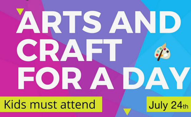 Arts and Craft Event
