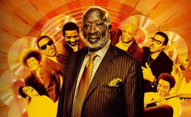 The Black Godfather: the Clarence Avant story.