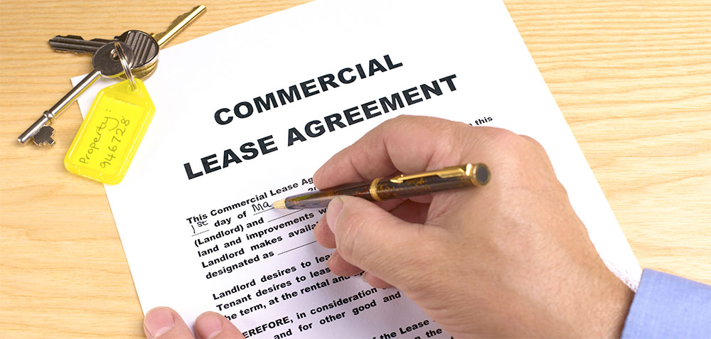 Commercial Lease image